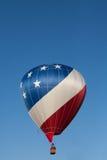 цирк bealton воздушного шара летая горячая photgrphed выставка va Стоковое Изображение RF