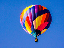 цирк bealton воздушного шара летая горячая photgrphed выставка va стоковые изображения rf