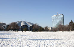 Цирк globus Бухареста Стоковое Изображение RF