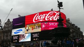 Цирк Piccadilly Стоковое Изображение