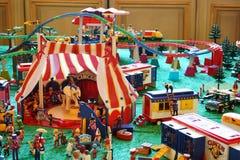 Цирк Playmobil Стоковые Фото