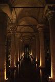 цистерна istanbul базилики стоковое изображение rf