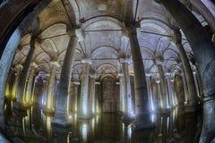 Цистерна Yerebatan Стоковые Изображения