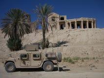 цитадель Афганистана Стоковое Изображение RF