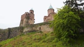 Цитадель Gremi и церковь Архангелов видеоматериал