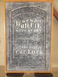 Цитата от Lemony серии Snicket стоковое изображение rf