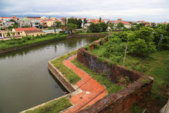 Цитадель Дуна Hoi, Quang Binh, Вьетнам 8 Стоковое фото RF
