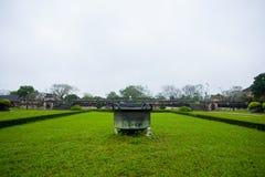 Цитадель императора, оттенок, Вьетнам Стоковые Изображения RF