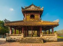Цитадель на оттенке в Вьетнаме Стоковое Изображение RF