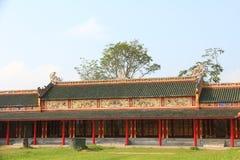 Цитадель оттенка, Вьетнам стоковое фото