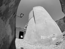 Цитадель Calvi, Корсики Стоковая Фотография