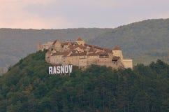 Цитадель Rasnov Стоковая Фотография RF