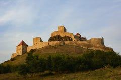 Цитадель Rupea средневековая, Румыния стоковое изображение rf