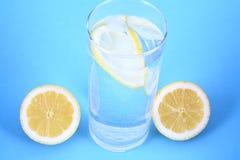 Цитрон воды Стоковое Фото