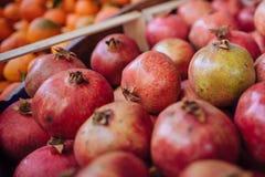 Цитрусовые фрукты с листьями стоковое изображение