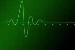 цифровая волна 02 иллюстрация штока
