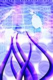 цифровая жизнь Стоковое Изображение RF