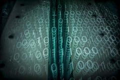 Цифровая система Стоковое Изображение