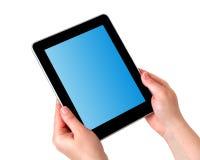 цифровая таблетка стоковые изображения rf