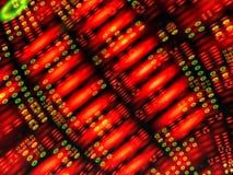 цифровое изображение 5 Стоковое фото RF