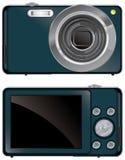 цифровое камеры компактное Стоковые Фото