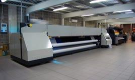 цифровое печатание формы широко Стоковые Изображения