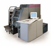 цифровое печатание давления Стоковая Фотография