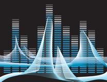 цифровой вектор иллюстрации выравнивателя Стоковая Фотография RF