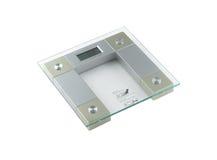цифровой вес маштаба Стоковая Фотография