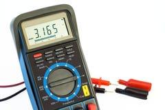цифровой вольтамперомметр Стоковое фото RF