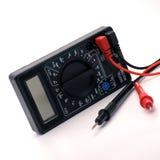цифровой вольтамперомметр Стоковое Изображение RF