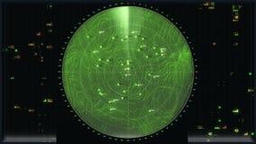 Цифровой интерфейс иллюстрация вектора