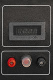 Цифровой дисплей Стоковая Фотография RF