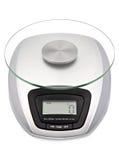 цифровой маштаб кухни Стоковая Фотография RF