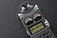 цифровой рекордер Стоковые Изображения RF