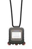 цифровой секундомер Стоковая Фотография RF