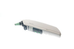 цифровой термометр уха Стоковая Фотография RF