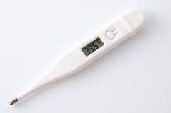 цифровой термометр Стоковые Фото