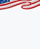 цифровой флаг Стоковые Изображения RF