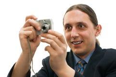 цифровой фотографировать стоковое фото