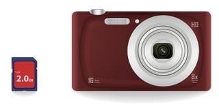 Цифровой фотокамера Стоковое Изображение RF