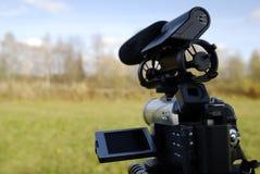 Цифровой фотокамера Стоковая Фотография