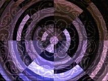 цифровой kaleidoscope Стоковая Фотография RF