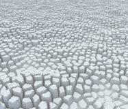 цифрово произведенная поверхность сброса Стоковое фото RF