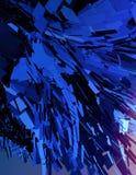 цифровые сновидения иллюстрация штока