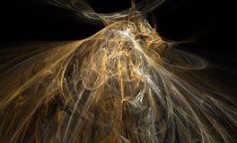 цифровые kaos Стоковое Изображение RF