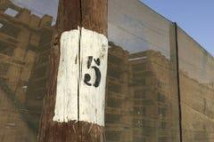 Цифр 5 стоковые фото