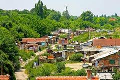 цыганин колонии стоковые фотографии rf
