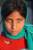Цыганская девушка Стоковое фото RF