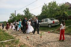 Цыганская свадьба стоковые изображения rf